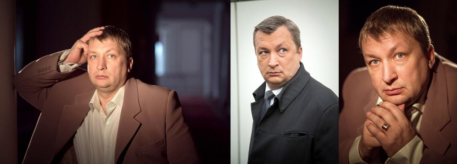 съёмка актерского портфолио в Киеве