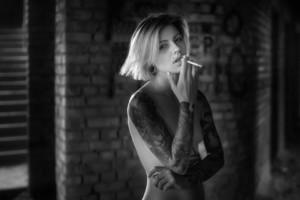 Фотосессия в стиле ню киев, художественное ню, эротическая фотосессия в Киеве