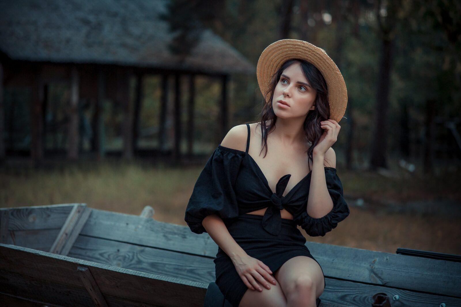 Портретная фотосессия в Киеве