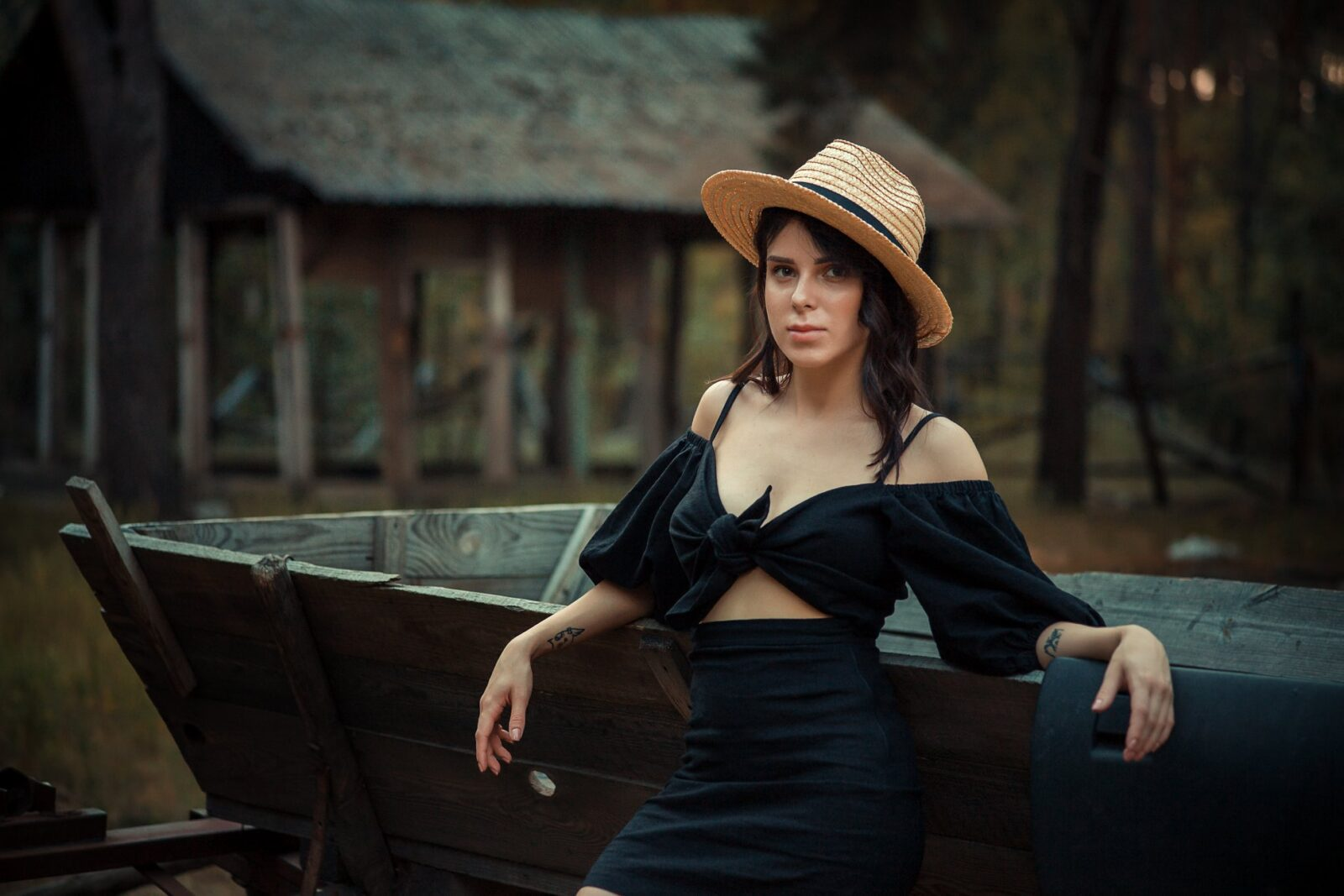 Портретная фотосессия в Киеве.