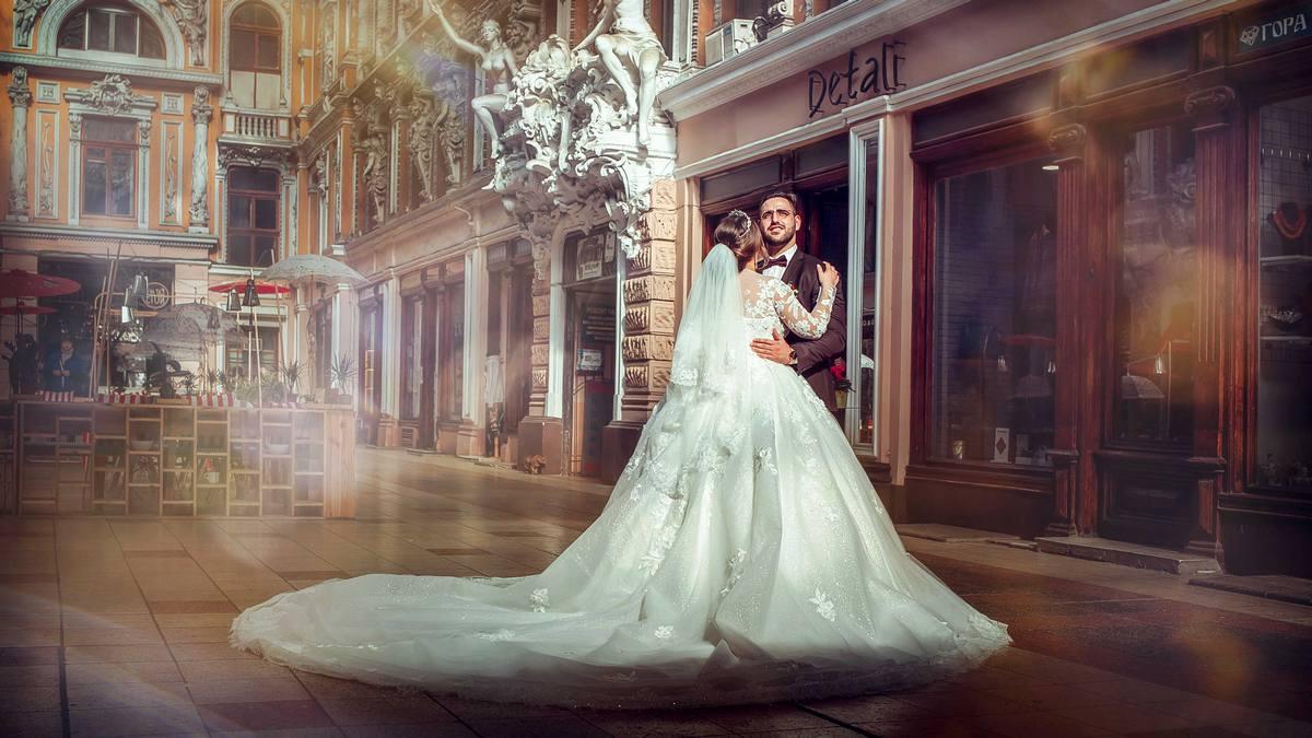 Видеосъёмка свадеб, Видеоператор, Видеомонтаж, Аэросъемка в 4к