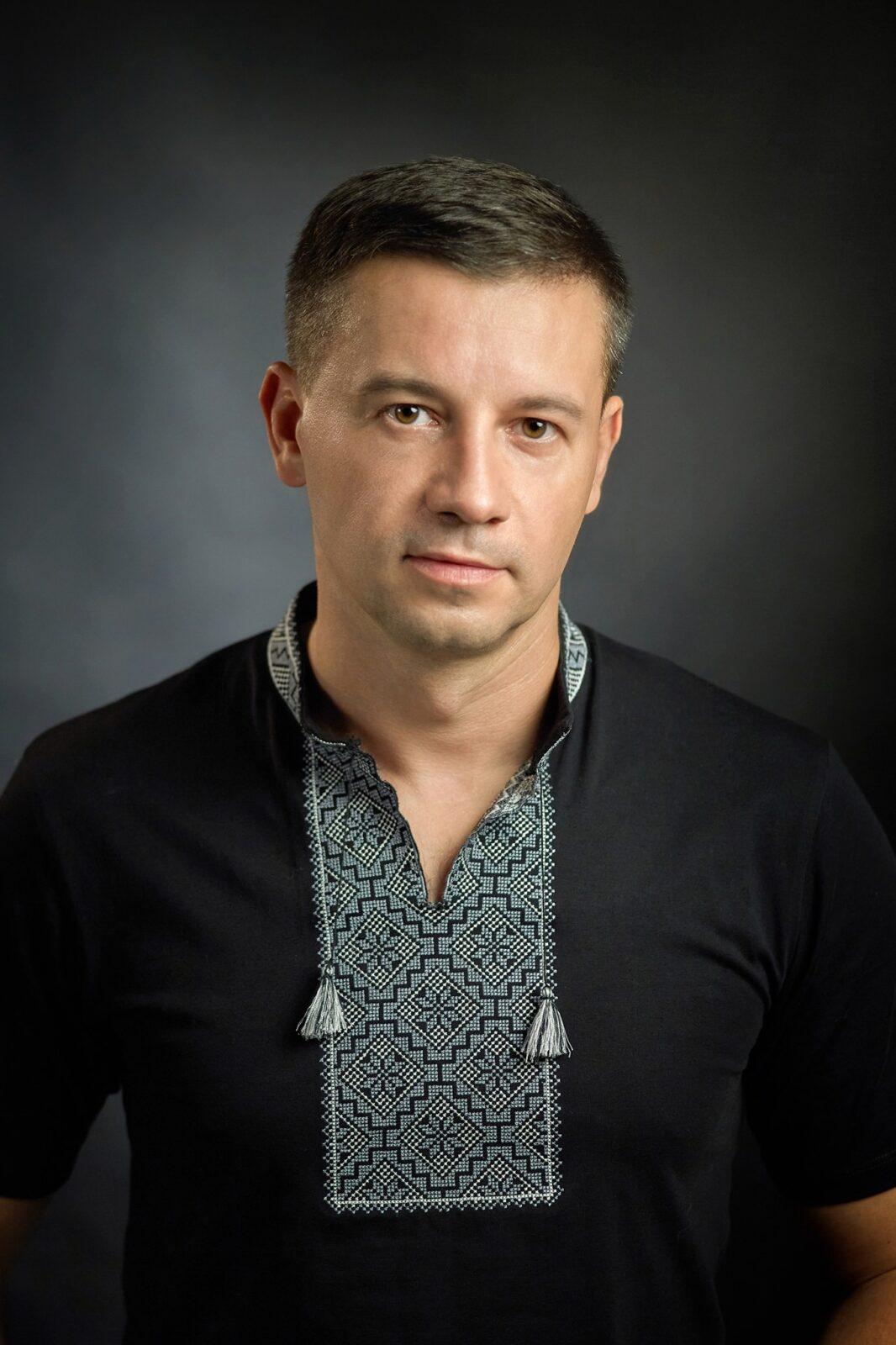 Бизнес портрет, деловая фотосессия Киев