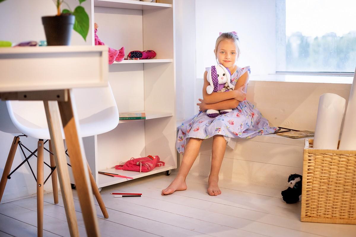 Детская семейная фотоссессия в Киеве